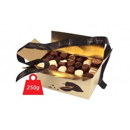 Chocolats belges assortis...