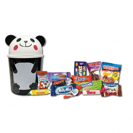 Boite Panda garnie de 13...