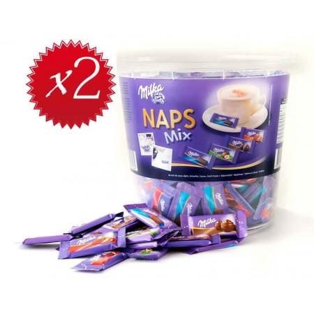 200 Napolitains Milka...