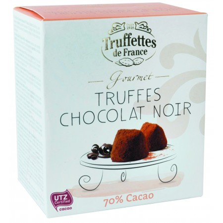 Truffe chocolat noir 70% de...