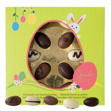 Œufs de Pâques fourrés...