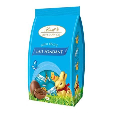 Mini œufs Lapin Or lait...