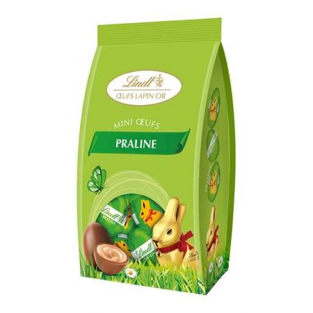 Mini œufs Lapin Or praliné