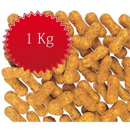 Cacahuètes feuilletées