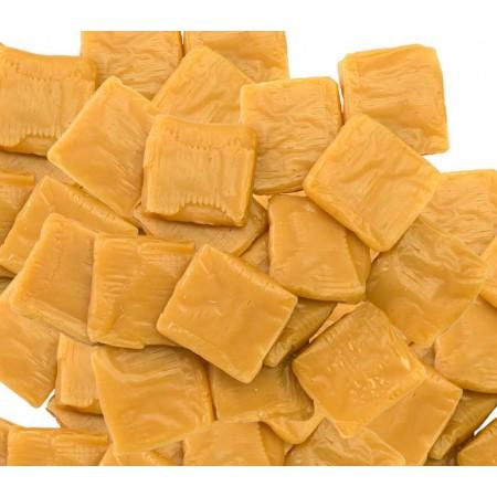 Palet caramel vanille
