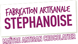 Fabrication artisanale stéphanoise Maître Artisan Chocolatier